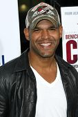 Amaury Nolasco  at the AFI Fest 2008 Centerpiece Gala Screening of 'Che'. Grauman's Chinese Theatre,