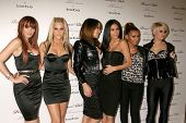 The Pussycat Dolls   at the Launch of the Pusscat Dolls Lingerie '...Shhh'. Bebe, Beverly Hills, CA. 12-03-08
