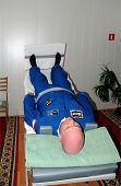 Astronaut Andre Kuipers During Training