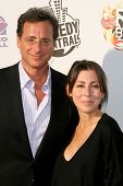 Bob Saget and Michelle Ghaltchi  at the