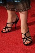 Debi Mazar's shoes  at the Los Angeles Premiere of