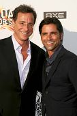 Bob Saget and John Stamos  at the