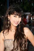 Anne Sophie Dutoit  at the Los Angeles Premiere of