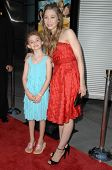Morgan Lily and Rachel Seiferth At the Premiere of