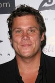 Bob Guiney  at the Whaleman Foundation Benefit. Beso, Hollywood, CA. 08-10-08