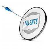 Talent Recruitment Or Acquisition. Concept