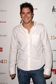 Sean Faris  at a Private Premiere Party for TLC's 'Who Are You Wearing'. Stork, Hollywood, CA. 08-22-08