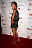 Keisha Whitaker  at a Private Premiere Party for TLC's 'Who Are You Wearing'. Stork, Hollywood, CA.