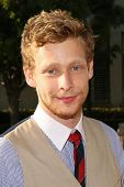 Johnny Lewis  at the Premiere Screening of 'Sons of Anarchy'. Paramount Theater, Hollywood, CA. 08-24-08