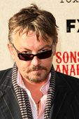 Tommy Flanagan at the Premiere Screening of 'Sons of Anarchy'. Paramount Theater, Hollywood, CA. 08-