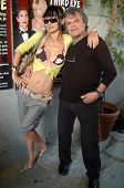 Bai Ling and Marty Katz  at the Opening of 'Third Eye Blonde'. Malibu Stage Company, Malibu, CA. 08-