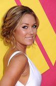 Lauren Conrad  at the 2008 MTV Video Music Awards. Paramount Pictures Studios, Los Angeles, CA. 09-0