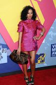 Solange Knowles  at the 2008 MTV Video Music Awards. Paramount Pictures Studios, Los Angeles, CA. 09-07-08