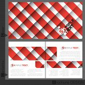 Brochure Template Design.