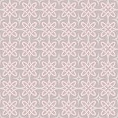 Seamless pinky beige abstract geometric vector wallpaper.