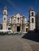 Catedral De San Cristobal De La Habana, Cuba