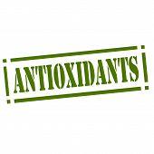Antioxidants-stamp