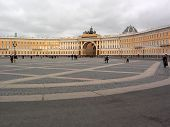 Saint-Petersburg. Palace Square