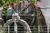 Antigo moinho de água