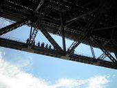 Sydney Bridge Inspection