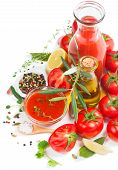 Ingredients For Tomato Sauce