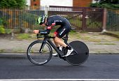 Individual time trial Polish Championships in road cycling