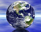 Earth Reflection