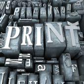 Print Close-up