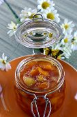 Peach, Apricot, Nectarine Jam.
