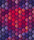 Abstract vector geometric background. Seamless vector background