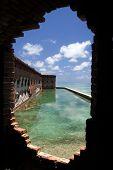 Fort Jefferson Window