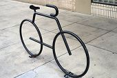 Bicycle Parking Rack