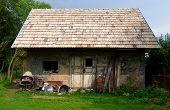 Old Brick Shanty