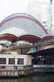 Metro Station Canary Wharf