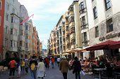 Innsbruck streets