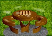 Chess Board Park