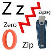 Z alphabet