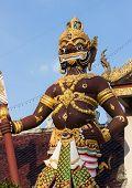 Thailand Giant Statue