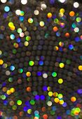 Disco Lights abstract background