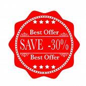 Best Offer Sale -30%