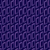 abstract seamless pattern with isometric phone signs