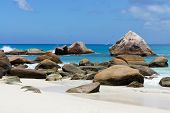 Fabulous Beach Anse Source D'argent