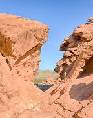 Echo Hills, Redstone Picnic Area, Lake Mead National Recreation Area, NV
