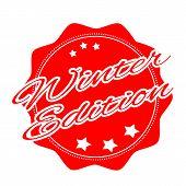 Winter Editor Stamp