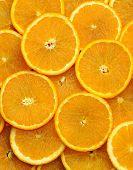 Tropical Organic Fruits