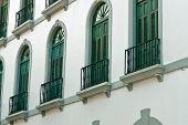 Panama City Old House