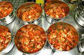 Korean Kimchi Spicy Cabbage poster