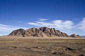 Rock Desert Country