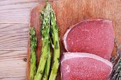 stock photo of bundle  - prime fillet meat  - JPG
