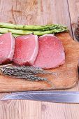 foto of bundle  - meat food  - JPG